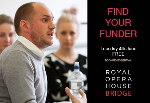 Royal Opera House Bridge Event
