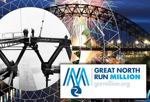 Great North Run Million Opening Ceremony